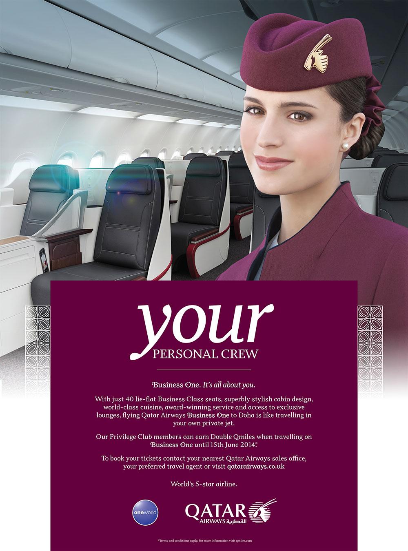 Qatar Airways | mmg M.E.
