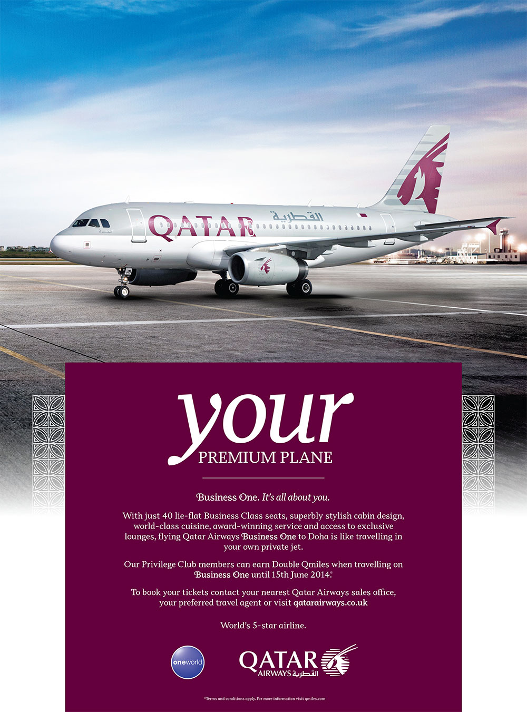 Qatar Airways A319