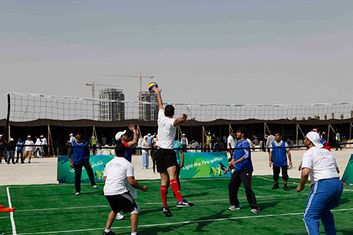 QD National Sports Day