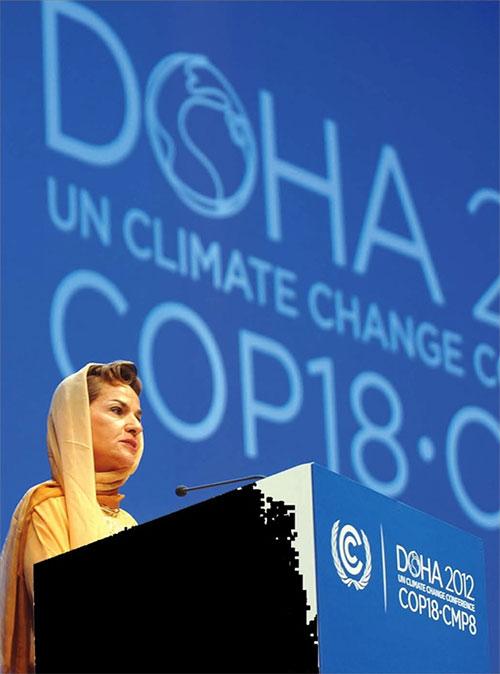COP18 - Climate Change