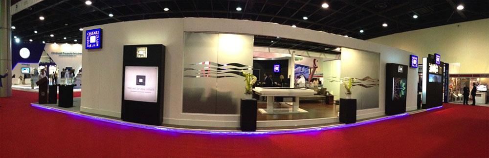QD Cityscape Exhibition