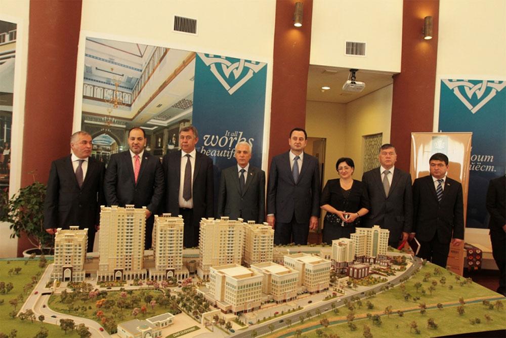 QD Tajikistan Sales Launch