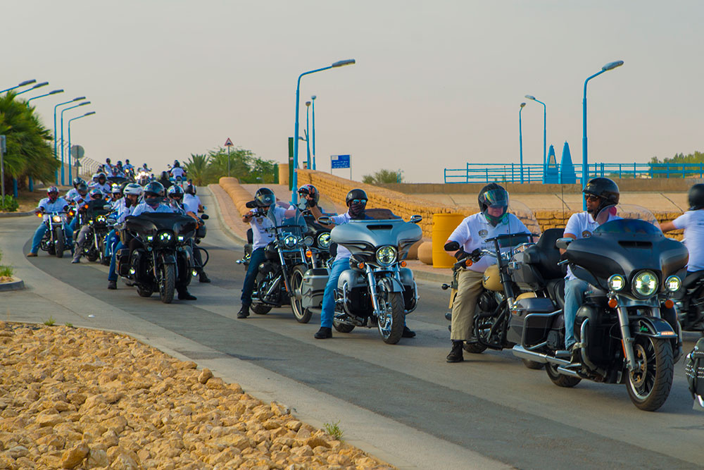 Rider March