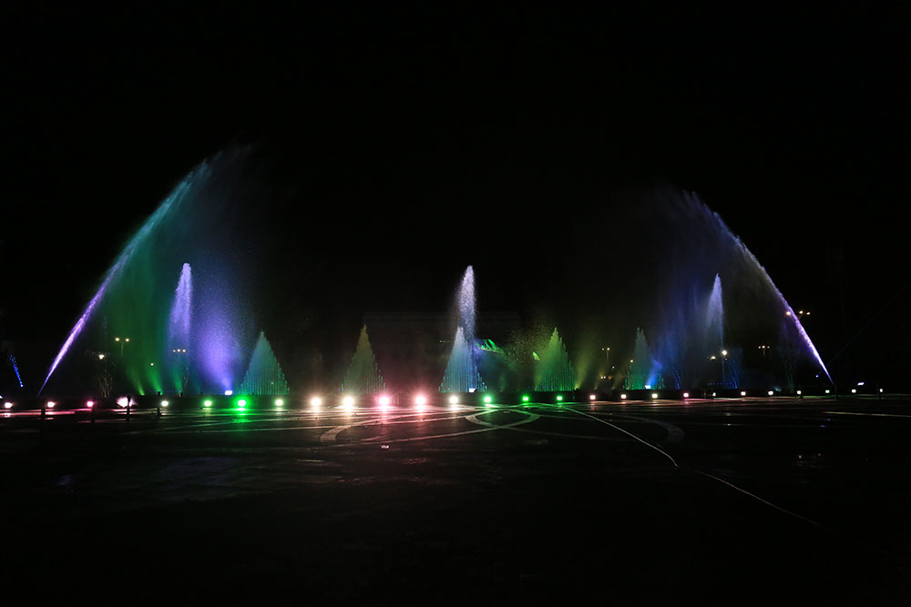 Water & Light Festival