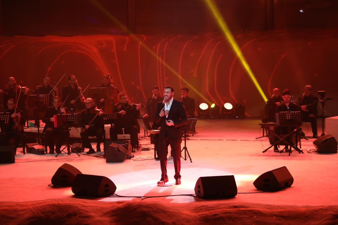 Kadim al-Saher - Winter at Tantora